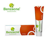 Benzacne GEL 0 10mg 10 Acne Treatment Benzoyl Peroxide Extractor Remover Tool