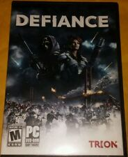 DEFIANCE (PC DVD-ROM, 2013) *COMPLETE* SHIPS FREE Mon-Sat!