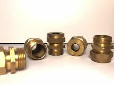Wrexham 20mm Brass Gland for 3L1.5 MICC Cable