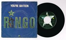 "THE BEATLES RINGO STARR ""YOU´RE SIXTEEN"" SPANISH  7"" VERY RARE"
