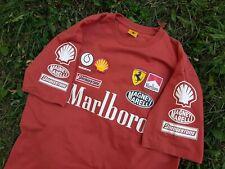 Ferrari Marlboro F1 1995/2000  Racing Shirt L Jersey Brick Vodafone