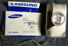 ~ SAMSUNG ~ MAXIMA ZOOM 70XL ~ 35mm COMPACT CAMERA ~ VINTAGE ~