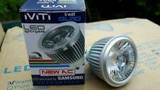 Foco LED Regulable Gu 10.