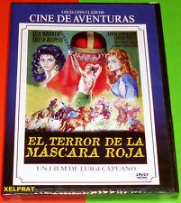 EL TERROR DE LA MASCARA ROJA / Terrore della maschera rossa ITALIANO ESPAÑOL R2