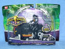 POWER RANGERS MIGHTY MORPHIN 2010 BLACK DINO ZORD + RANGER