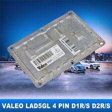 OEM D1S/R D2S/R 4 PIN Xenon HID Headlight Ballast Valeo LAD5GL For Audi Volvo VW