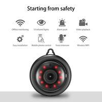 1080P Camera Wireless IP Spy Night Vision Camcorder Security DV HD DVR Mini