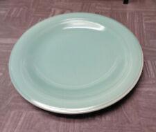 "12"" Aqua Blue Modern California Vernonware Chop Plate!"