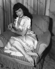 "Bettie Page Vintage 10"" x 8"" Photograph of Pin-up Burlesque Queen 50s reprint"