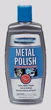 8oz *BLUE MAGIC* Metal Polish Cleaner Chrome Aluminum Brass Stainless Mag Wheels