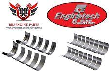 ENGINETECH AMC JEEP V8 290 304 343 360 ROD AND MAIN BEARINGS 1966 - 1991