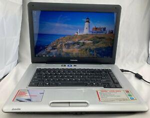 "Toshiba - Satellite L455D-S5976 / 250GB HDD 2GB Ram 15.6"" HD trubrite screen"