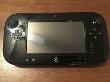 Nintendo Wii U Black GamePad Tablet Premium Refurbished (1 Year Warranty!!!)