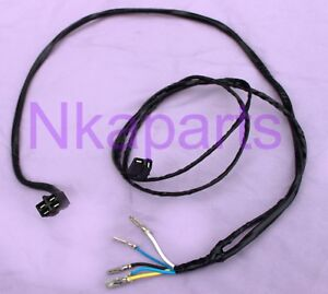 HOLDEN Ht Hk  Hg V8 6cly wiper wiring loom harness  washer bottle conversion