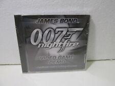 James Bond 007 Nightfire 2002 Video Game Demo  cd8902
