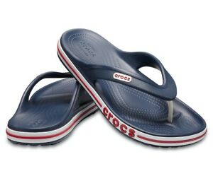 Crocs men's Bayaband Flip comfy stylish sandals water friendly & Lightweight