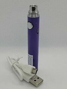 Purple - Cart Battery 650 mah battery 510 FREE STEALTH USPS SHIPPING -US SELLER