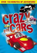 CRAZY FOR CARS COLLECTION 2 (DVD)
