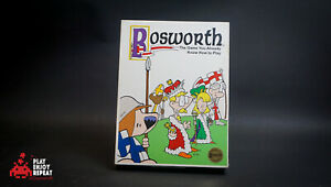 Bosworth 1998 Out of the Box Publishing Vintage Game FAST AND FREE UK POSTAGE