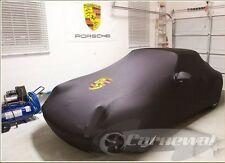 Porsche 993 Black Car Cover / Autoschutzdecke / Housse bache auto