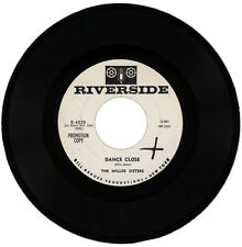 """THE MILLER SISTERS  """"DANCE CLOSE c/w TELL HIM""""  DEMO  R&B / NORTHERN SOUL"""