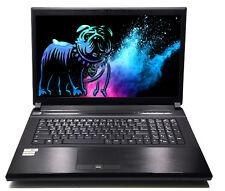 "Clevo P170SM 17"" Notebook FHD i7-4710MQ 16GB 1TB 120GB SSD GeForce GTX 880M 8GB"