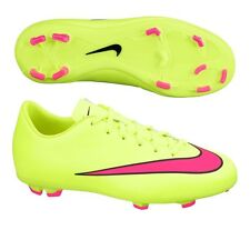 Nike Mercurial Victory V Junior Firm Ground Cleats 651634-760 soccer shoes $60
