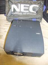 Proyector de datos LCD Proyector Nec MT1040E 100-120/200