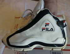 FILA Grant Hill 2 II 2pac OG Duke Blue Devils Shakur NR Auction Original