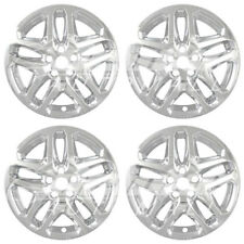 "17"" Chrome Wheel Skins / Hubcaps (Set of 4) FOR 2013 2014 2015 2016 Ford Fusion"