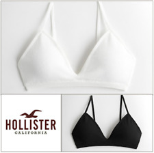 Hollister Gilly Hicks Seamless Triangle Bralettes Sz S NEW