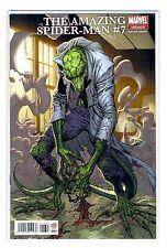 Amazing Spider-Man #7 J.Scott Campbell Lizard La Mole Spanish Variant NM+