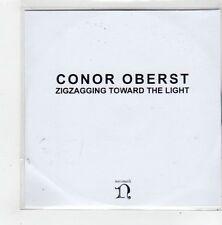 (FL931) Conor Oberst, Zigzagging Toward The Light - 2014 DJ CD