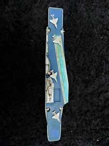Matchbox Seakings Aircraft Carrier K-304 1976 Lesney Products