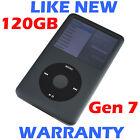 Apple IPOD CLASSIC - 7th Generation / 7G - 120GB - Grey - Refurbished like new!