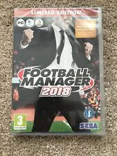 Football Manager 2018 Limited Edition PC Mac