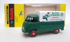 Budgie Diecast Models 204 VW SINGLE CAB 1:43 REGENT SUPER GREEN PARAFFIN MIB