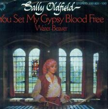 """7"""" Sally Oldfield/You Set My Gypsy Blood Free (D)"""
