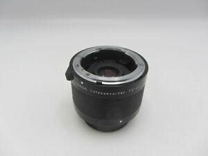 Genuine Nikon Tele-Converter TC-201 2x For Nikon AI-S Mount Cameras/Lenses