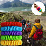 12 PCS Anti Mosquito Insect Repellent Wrist Hair Band Bracelet Camping Outdoor