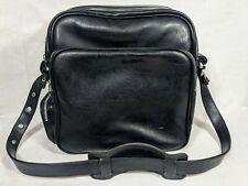 RARE Vintage Leather Camera Bag Case  Shoulder Strap for Canon Nikon Excellent