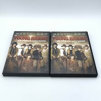 Young Riders - The Complete Third Season DVD 2013 5-Disc Set RARE OOP Season 3