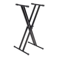 Kinsman Double Framed Heavy Duty Keyboard Stand Gigging Touring Musician