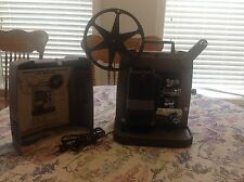 Vtg Keystone K-100 Variable Speed 8mm Silent Film Movie Projector Clean Working!