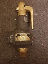 "NEW DRESSER COSOLIDATED 1"" 1543F SAFETY RELIEF VALVE"