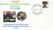 2008 GLAST Famma-ray Large Area Space Telescope Launch Cape Canaveral 11 June