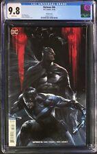 Batman #56 CGC 9.8 Francesco Mattina Variant Cover!
