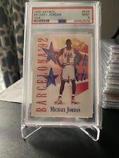 1991 Skybox Michael Jordan PSA 9 #534