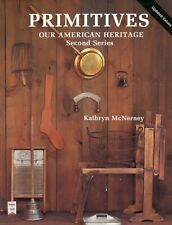 American Primitive Antiques – Treenware Kitchen Tools  Furniture/ Book + Values