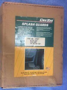 Dee Zee Splash Guards Mud Flaps Rear 27927 Ford Pick Up 87-96